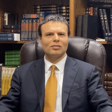 Headshot of Rabbi Dr Tal Sessler